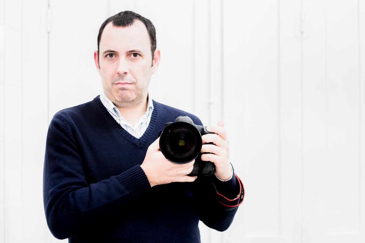 Auto retrato de Pedro Cobo