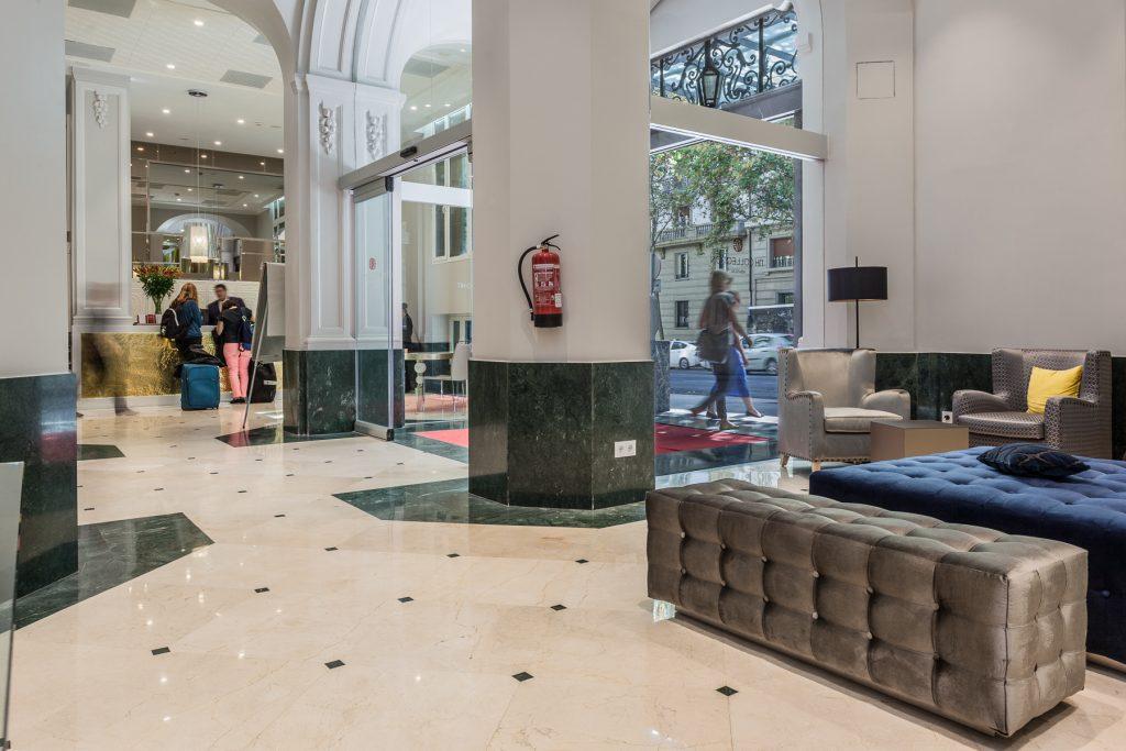 Porfolio de hoteles y alojamientos turísticos