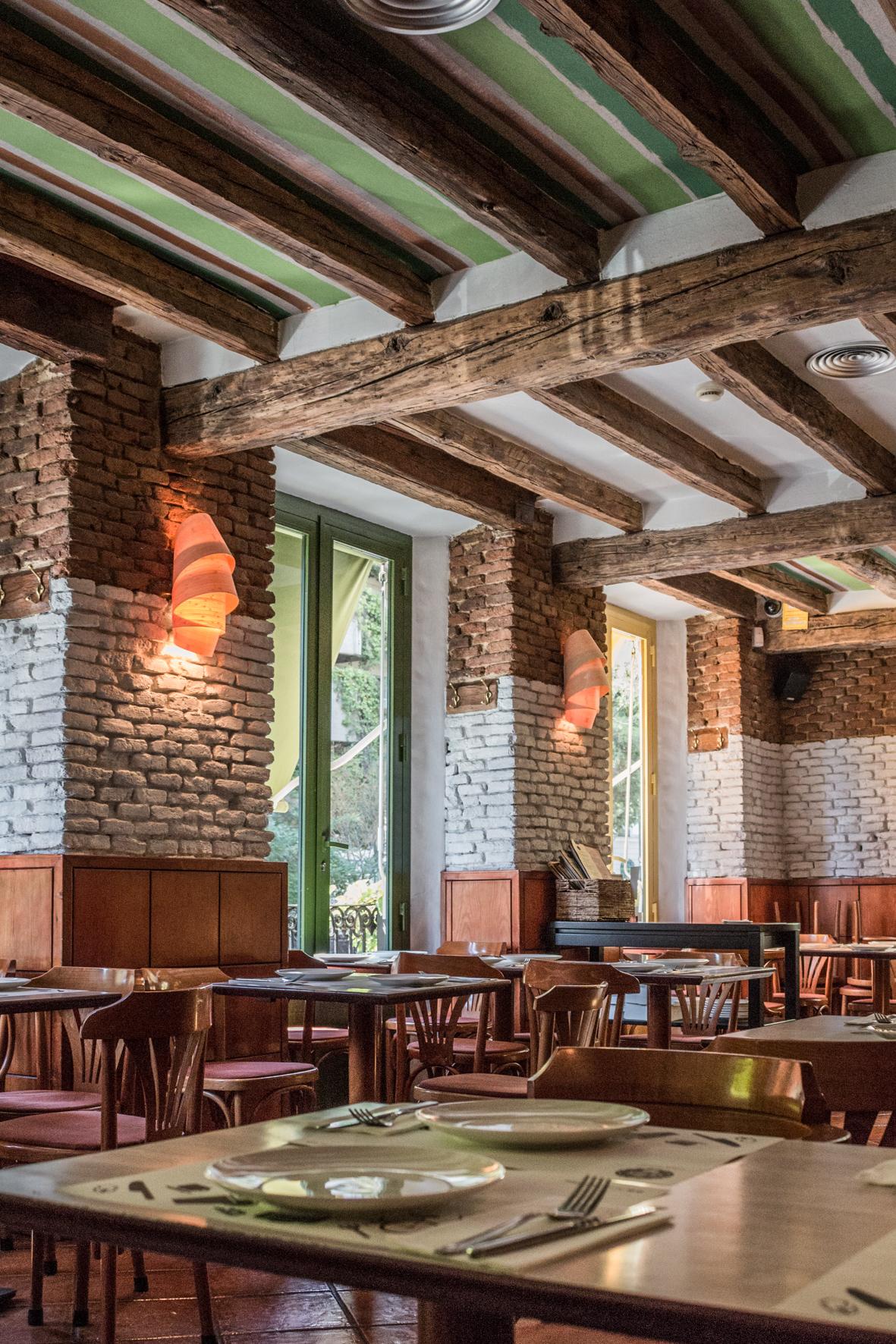 Porfolio de restauración y gastronomía