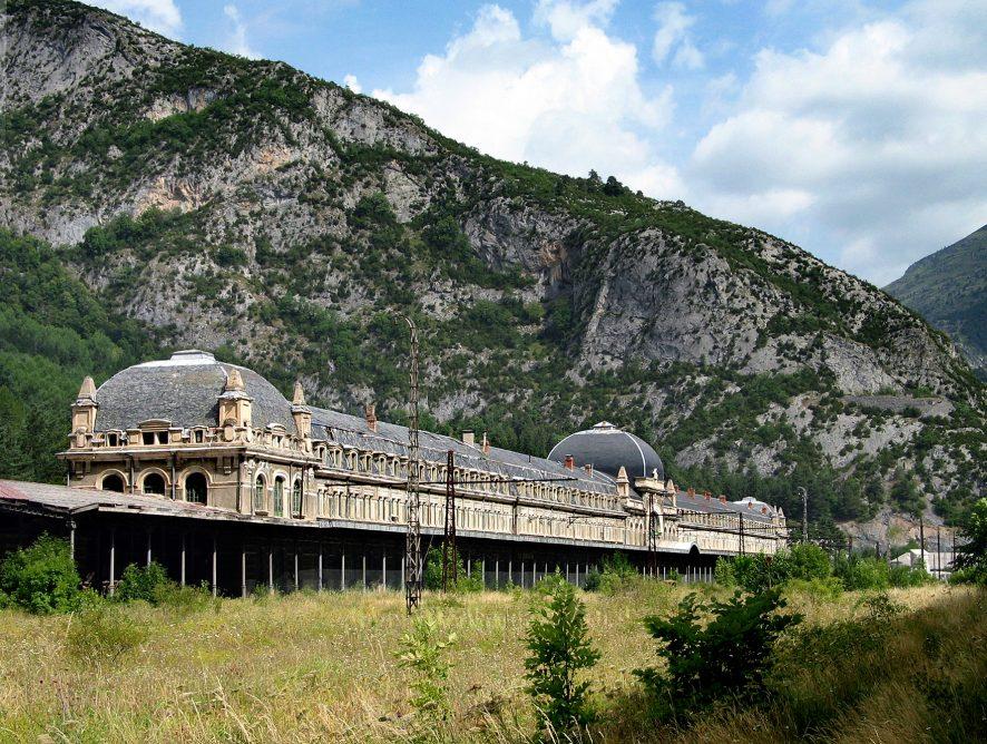 La Estación Internacional de Canfranc