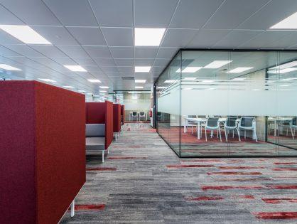 Nuevas oficinas RENAULT en Madrid