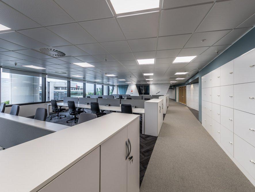 Nuevas oficinas SAGE en Madrid